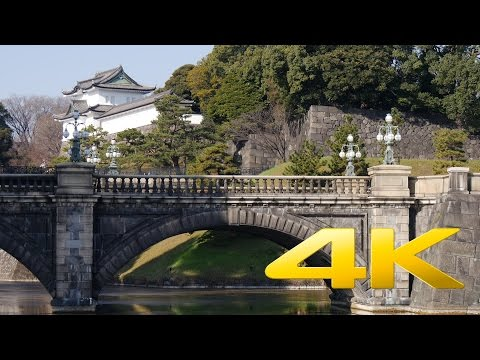 Tokyo Imperial Palace Part I - 皇居 - 4K Ultra HD