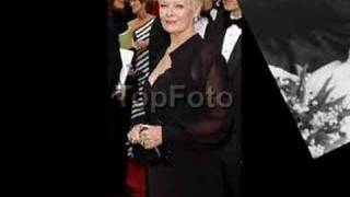 Michael Williams & Dame Judi Dench