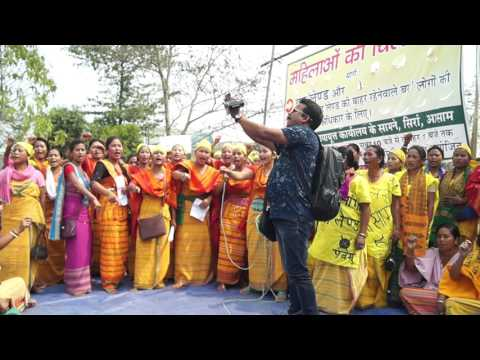 Women's Cry on Demand of Separate State Bodoland (24.03.2017/Kajalgaon/Chirang)