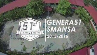 Teaser Catatan akhir Sekolah SMA Negeri 1 Sampit 2016 - GEN.51