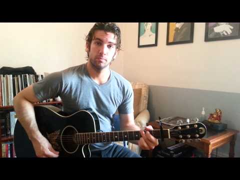 J. Cole, Miguel - Power Trip (Guitar Chords & Lesson) by Shawn Parrotte