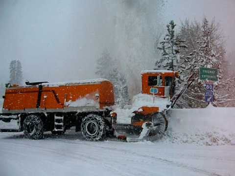 Caltrans Cab Forward Kodiak Blower II