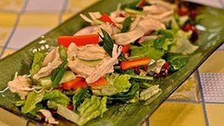 Healthy Asian Chicken Salad Recipe