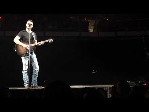 "Eric Church There Are Those ""Still Standing Their Ground"" Live in Cleveland 2.24.17  [Complete]"