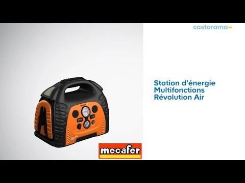 Station d'énergie multifonctions MECAFER (572543) Castorama
