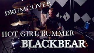 hot girl bummer -blackbear | DRUM COVER