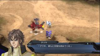 english subs super robot wars ogs 2 masaki route stage 6 part 1
