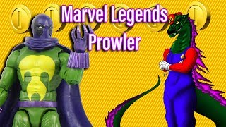 Marvel Legends Prowler Review
