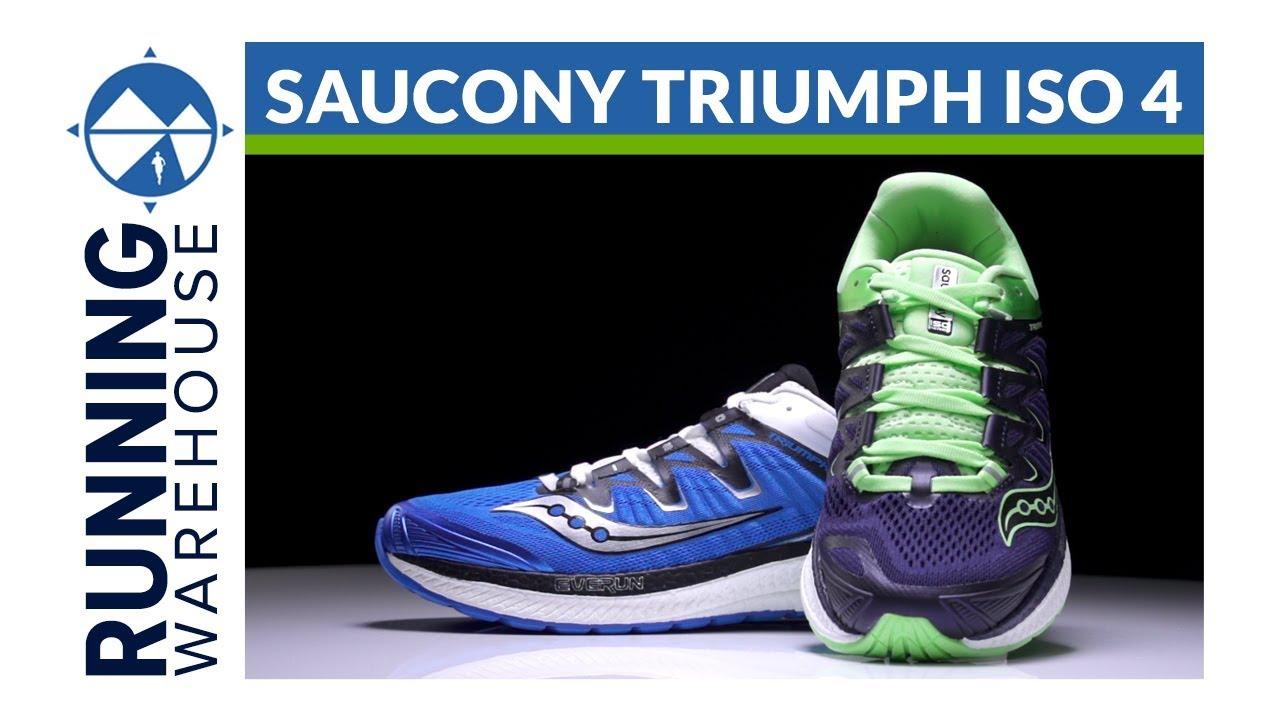 saucony triumph iso 4 review