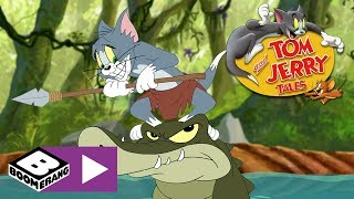 Tom and Jerry Tales | Jungle Love | Boomerang UK