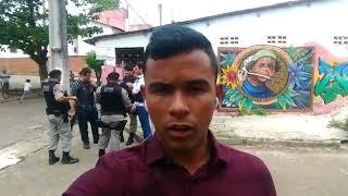 Policias cercam comunidade para tentar recapturar fugitivo do PB1