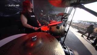 Testament - 3 Days In Darkness Live @ Wacken Open Air 2012 - HD