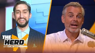 Nick on biggest reasons Clippers lost semis in GM 7 to Denver, pressure broke Kawhi | NBA | THE HERD