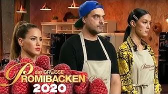 Wer gewinnt die Show und ist der beste Profibäcker 2020?   Das große Promibacken 2020   SAT.1