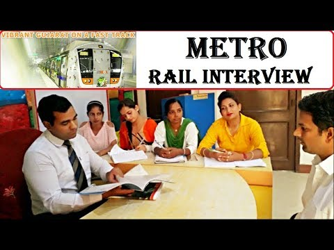 METRO train INTERVIEW questions