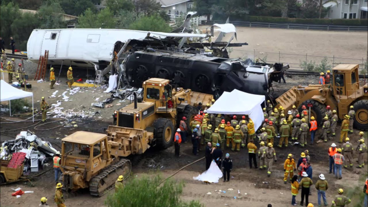 Chatsworth Metrolink Train Crash 911 Calls  |Chatsworth Train Wreck California