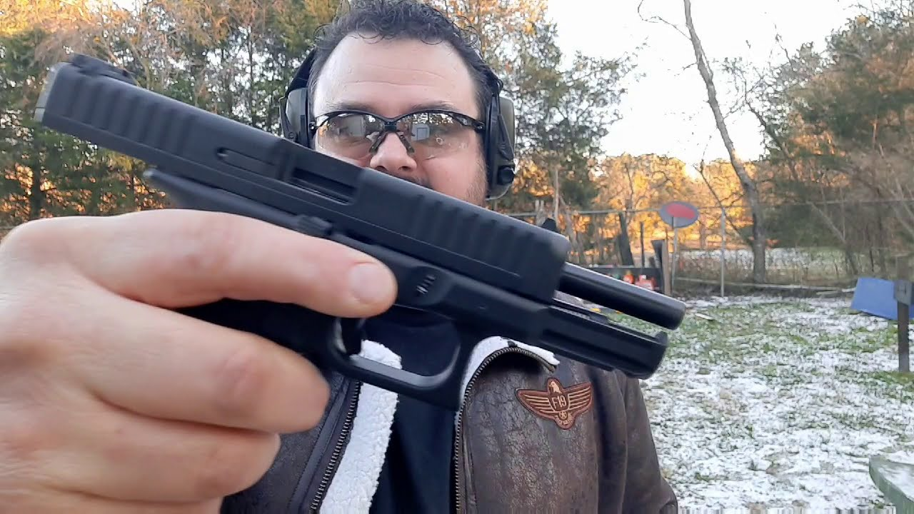 Getting Off The X, Drawing From The Holster, Some Basic Moving Forward and Shooting Practice
