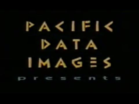 1996 Pacific Data Images PDI Demo 25