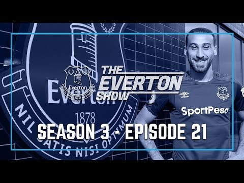THE EVERTON SHOW: SERIES 3, EPISODE 21 - FARHAD MOSHIRI, PHIL JAGIELKA AND CENK TOSUN