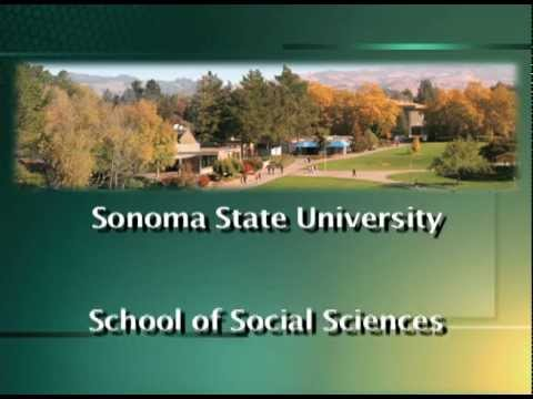 Sonoma State University School of Social Sciences - Geography and Global Studies