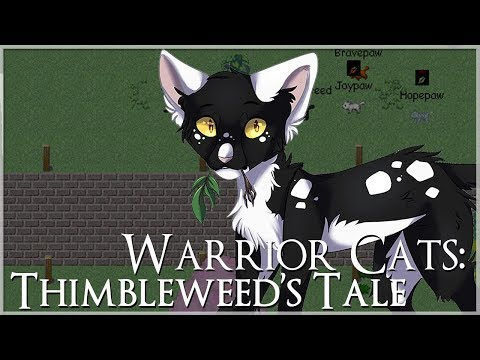 The Apprentices' Deadly Battle?! • Warrior Cats: Thimbleweed's Tale - Episode #18