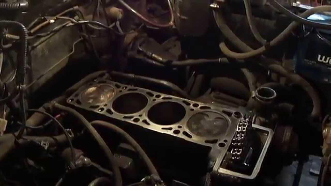 Шліфовка блока і головки змз 406 - YouTube