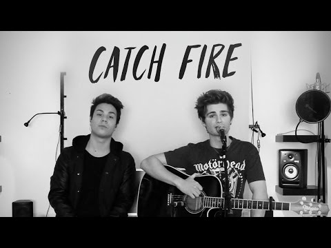 5 Seconds Of Summer - Catch Fire (Cover by Beside The Bridge)