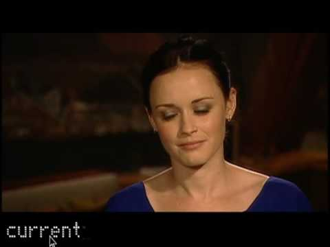 Alexis Bledel Up Close - YouTube