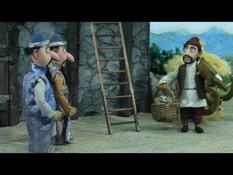 Гора самоцветов - Царь и Ткач (The king & weaver) Армянская сказка