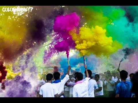 IIT Bombay Sports' The Color Run 2017 | Official Aftermovie