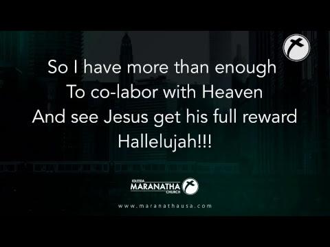Maranatha Live - January 21, 2018