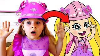 Diana and Roma New Cartoon Story for Kids