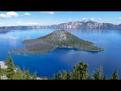 Oregon Motorcycle Ride: Crater Lake Rim Drive