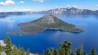 Oregon Motorcycle Ride: Crater Lake Rim Drive