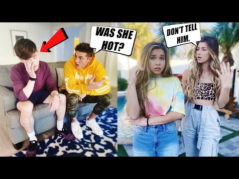Telling Other Youtubers We CHEATED.. (Bad Reaction)