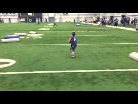 Will Colts Camp w/ JD