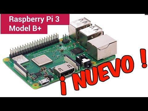 ¡NOTICIA BOMBA! nuevo raspberry pi 3 b+ (plus) ¿jugaremos bien a dreamcast con él? en español