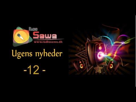 Ugens nyheder- 12- radiosawa.dk