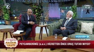 Ömer Döngeloğlu İle Sahur Vakti - 17 Mayıs 2018
