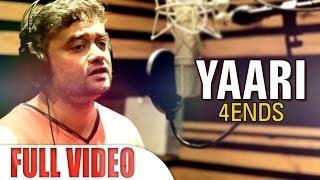 Presenting the official music video of yaari reunion by 4ends on artist aloud. produced sumeet mascarenhas (bobby shrivastava) lyrics: rajiv iyer, pad...