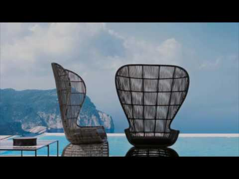 The Interiors Channel showcase BB Italia outdoor collection 2017 - Luxury Furniture