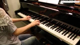 『スケーターズ・ワルツ』エミール・ワルトトイフェルをピアノで弾いてみた