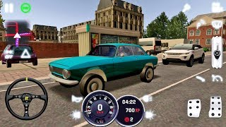 Driving School Classics #5 - New Car Game Android gameplay