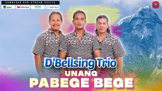 D'BELLSING TRIO - UNANG PABEGEBEGE (Offical Music Video) - LAGU BATAK POPULER