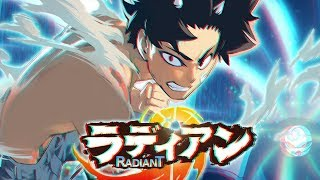 OMG RADIANT : LE NOUVEAU DRAGON BALL ?!! LE MANGA FRANÇAIS ULTRA BADASS !! - REVIEW #2