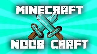 Noobcraft Ep.20 Monster Hunting and Self Promotion