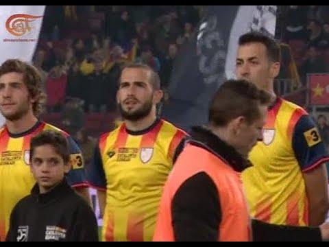 منتخب كتالونيا أمام فنزويلا أبعد من مجر د مباراة Youtube
