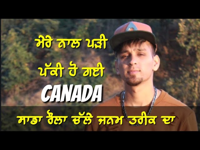 ???? ??? ??? ???? ???? Canada???????? ???? ???? ??? ???? ??????|Whatsapp Status Video By Love Bawa
