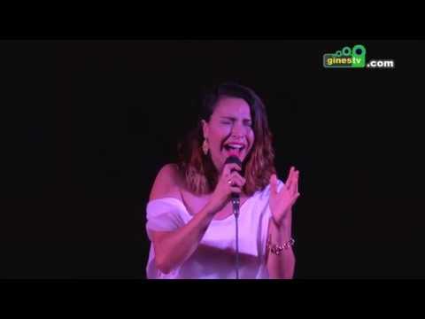 """""""Trizia Trío"""" puso la mejor música en directo a la Fiesta Ibicenca celebrada en el Parque municipal"""