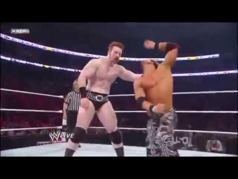 MIZ WWE wrestlers ROCK R-TRUTH jericho,KOFI JOHN CENA REY MYSTERIO